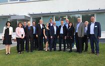 Визит делегации федеральной земли Саксония-Анхальт, Германия, на российский завод KSB