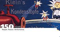Hisrotyczna reklama firmy KSB z roku 1980