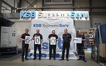 500-na szafa sterownicza KSB SupremeServ Polska