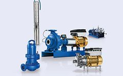KSB-Pumpenprogramm