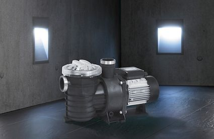 Filtra N circulation pump for swimming pool filtering systems
