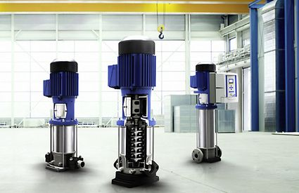 Movitec: the new generation of the proven high-pressure pump