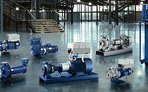 Service plant Bochum