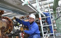 Maintenance inspection of valves