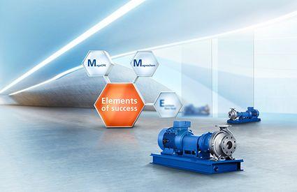 Elements of success: MegaCPK, Magnochem, Ecochem Non-Seal