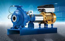 Etanorm PumpDrive mit KSB SuPremE-Motor