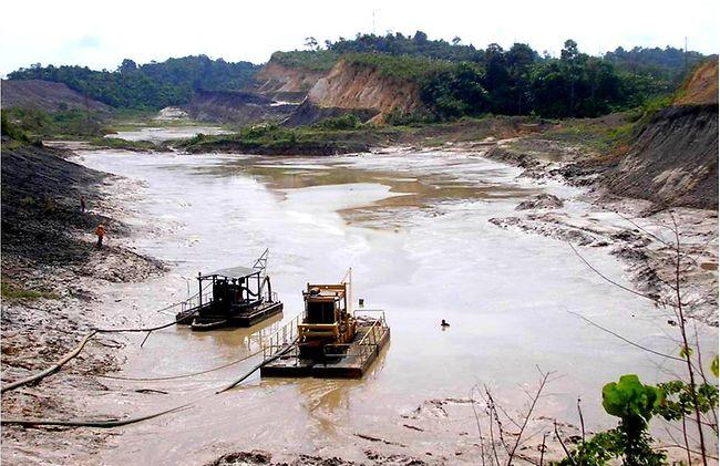 Rental Mining Pumps   KSB