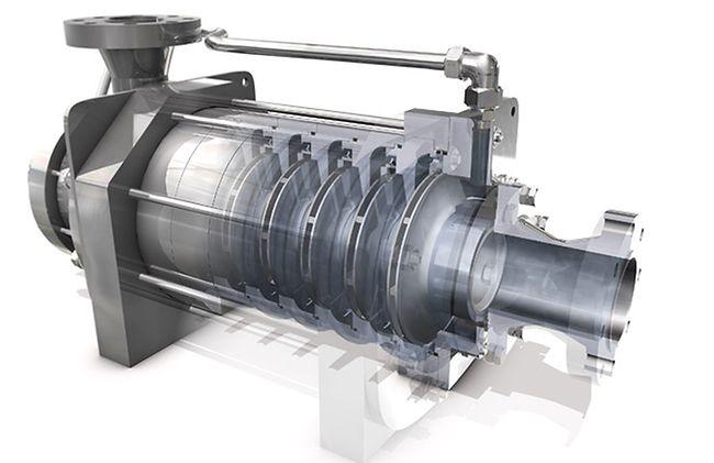 Multi-Stage Pumps   KSB