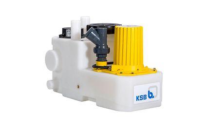 Super-compact mini-Compacta US1.40 sewage lifting unit