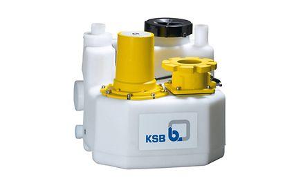 Compact mini-Compacta U1.60 sewage lifting unit