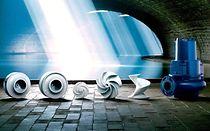 Выбор рабочего колеса канализационного насоса