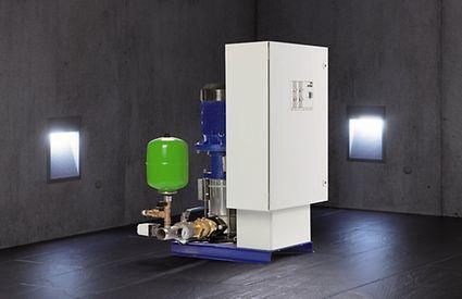Hya-Solo D FL (sistema di pressurizzazione / sistemi antincendio)